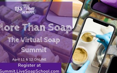 Attend the Virtual Soap Summit To Start and Grow Your Home-based Business