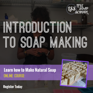 Soap Making Class