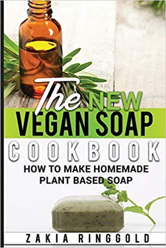 Vegan Soap Book