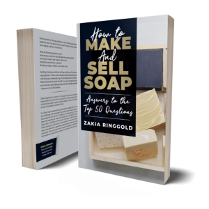 How To Make and Sell soap
